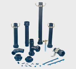 Sprinkler Pipes, Drip Irrigation System, Drip Lateral, Inline Dripper and Emitting Pipe Supplier & Distributor in Rajkot (Gujarat), India.